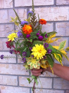 Floral arrangement - bouquet (Christina's)